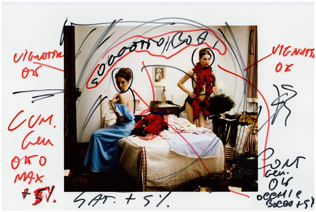 Prova di Stampa – Cloning Carol eight